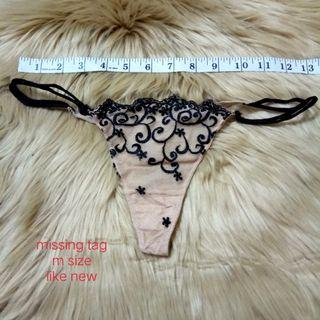Nude thong usa bundle