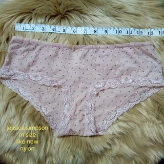 Jessica simpson panty usa bundle