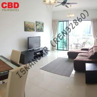 Setia Sky, mid floor, KLCC view, fully furnished