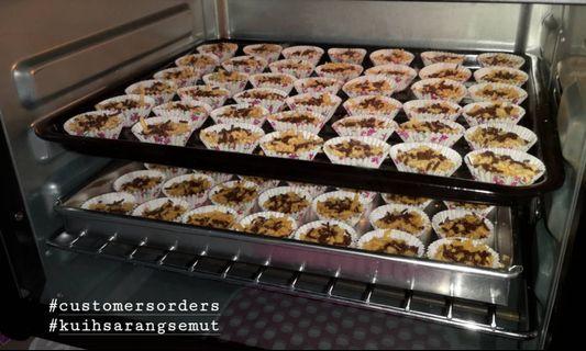 Kuih Raya Sarang Semut Cookies 🐜
