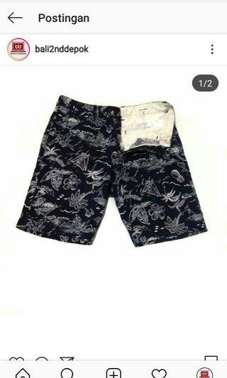 Celana Pendek ekspor