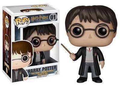 Harry Potter Series : Harry Potter Funko Pop 01 Vinyl Figure Display Collection Toy