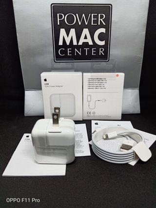 Apple 12W and lightning charger set PROMO PRICE!
