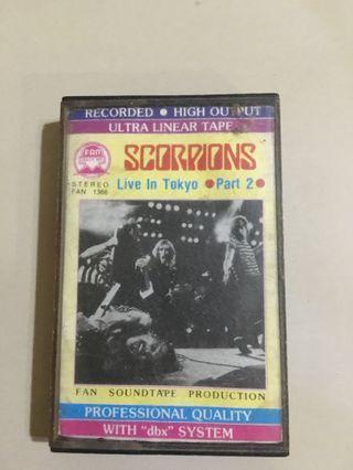 Scorpion Live in Tokyo