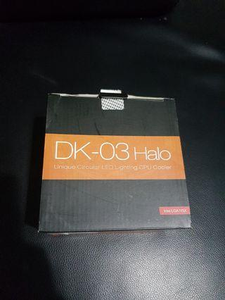ID Cooling DK-03 Halo (RED)