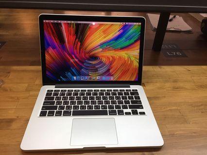 MacBook Pro 2013、2014 13吋 A1502