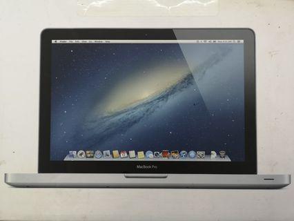 Macbook Pro 13 Inch (Mid 2012)