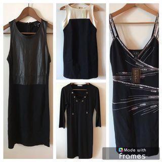 Dress - Wilfred / MK / Calvin Klein / Zara