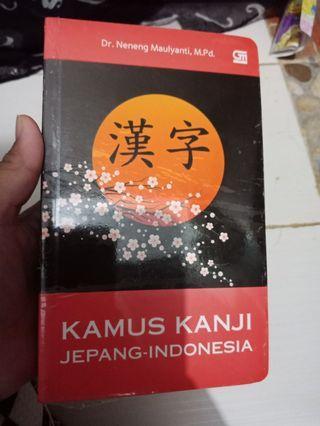 Kamus Kanji Bahasa Jepang - Indonesia