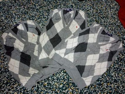 Take all 3 Vest POLO ORIGINAL size M L XL