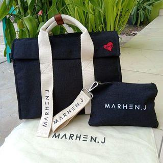 Marhen J Roy Bag with Pouch