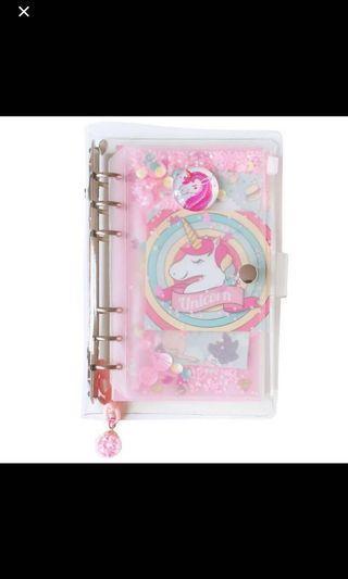 🚚 Unicorn Notebook