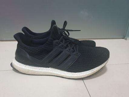 Adidas Ultraboost Ultra boost black used but condition still very good.