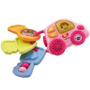 VTech - My 1st Car Key Rattle Pink