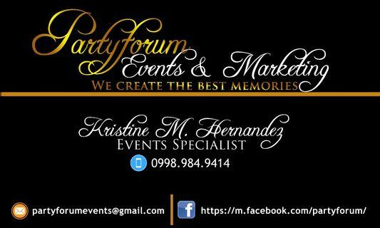 Event Organizer with complete services