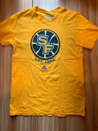 Adidas NBA Golden State Warriors tee