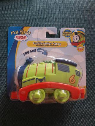 Rattle Roller Percy - thomas hijau - new - kado