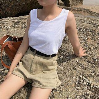 🚚 Casual high wasited shorts
