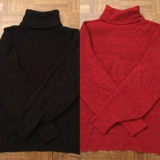 $19 for 2 HM turtleneck sweater