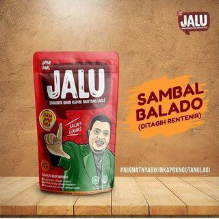 JALU (Jamur Lunas) - Jamur Crispy