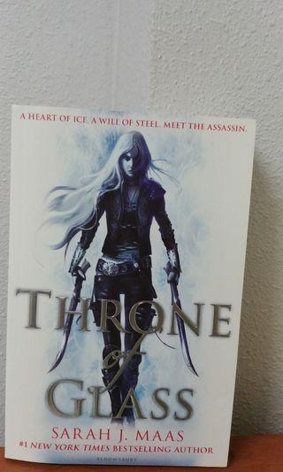 🚚 Throne of glass new york times bestselling author