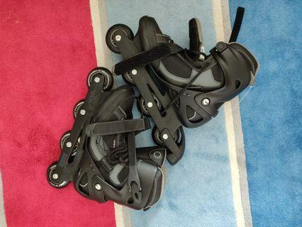 Rollerblades Active For 3 from Decathlon