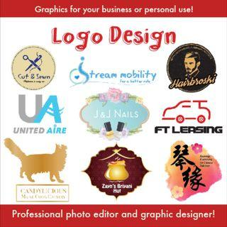 Logo Design exclusively just for you !
