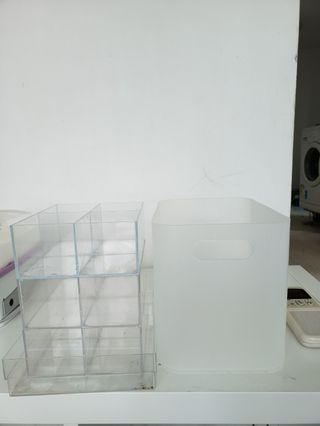 收納盒 Boxes