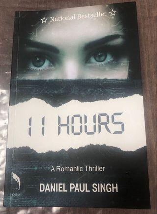 🚚 11 hours- Thriller- Indian Author
