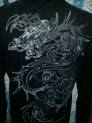 Baju Naga Long Sleeves