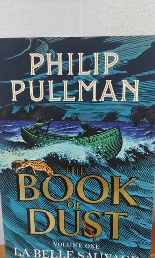 🚚 Philip Pullman the book of dust