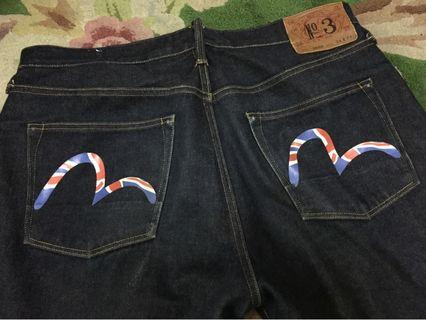 Evisu Jeans olmpics