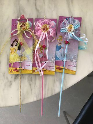 Brand New Authentic Disney Princess wand