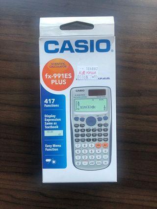 🚚 Casio Scientific Calculator