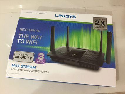 Linksys Router AC2600