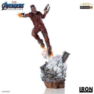 (PO) Avengers: Endgame BDS Art Scale 1/10 - Star Lord