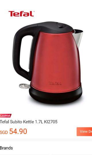 🚚 Electric Kettle
