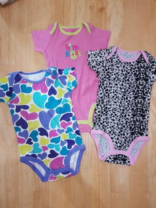 Carter's Rompers 12M