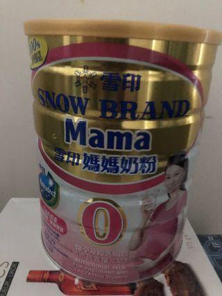 Snow brand 雪印 媽媽 奶粉 孕婦奶粉 Mummy milk powder mama