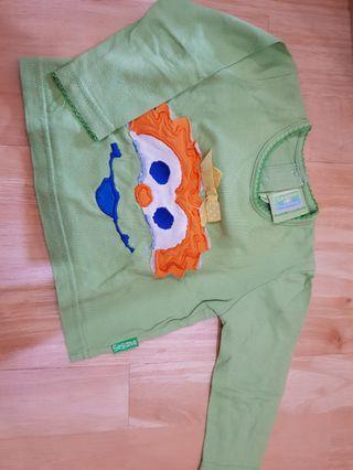Sesame Street 0-6 mths