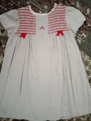 Lovely Lace Kid Dress