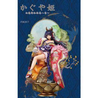 (PO) Genesis x Fuzichoco Fantasy Fairytale Scroll Vol. 1: Princess Kaguya (With Vocal Effects CV: Mamiko Noto)