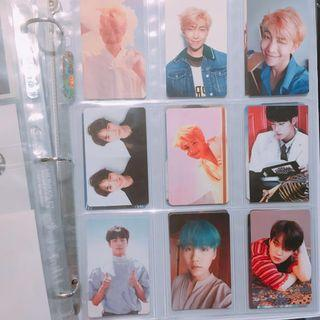 [wts] BTS photocards masterlist