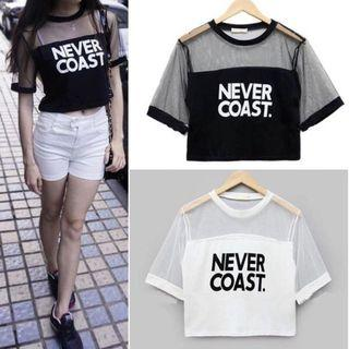 {PO} never coast mesh top