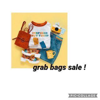 grab bag deals !