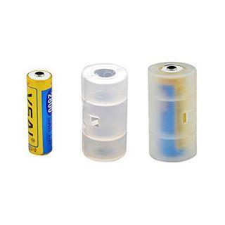 AA電池 轉 C-size 中電池 轉換器