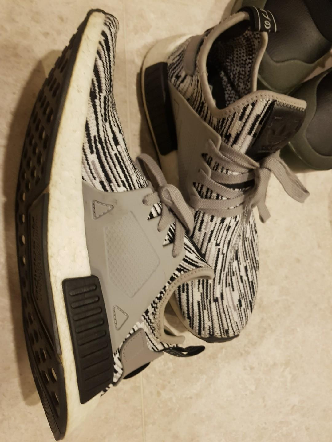 100% Authentic Adidas NMD hardly used to cheap sale. promotion steal