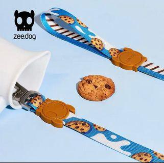 BN ZeeDog Milky Dog Bow Tie Collar Harness for Dogs Cats Puppies