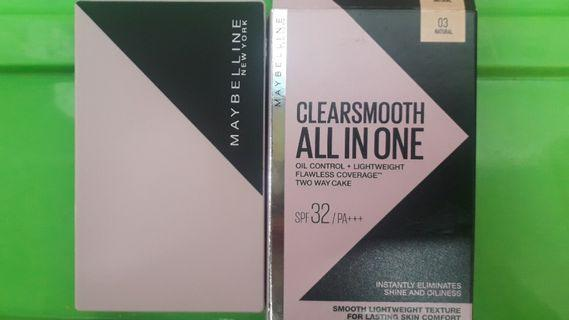Maybelline Clear Smooth All In One