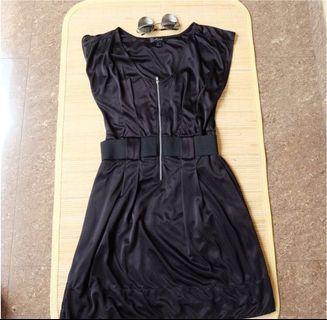 #RamadanSale MAGNOLIA Black Dress
